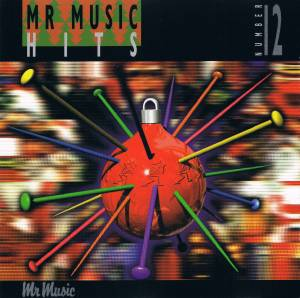 Cover - Yo! Co Ross: Mr Music Hits 1994-12