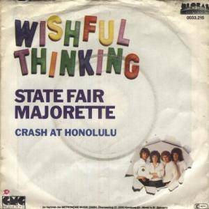 Cover - Wishful Thinking: State Fair Majorette