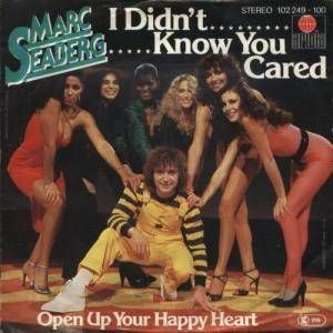 Cover - Marc Seaberg: I Didn't Know You Cared
