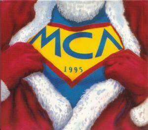 Cover - Even Cowgirls Get The Blues: MCA 1995