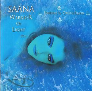Timo Tolkki: Saana - Warrior Of Light Pt. 1 - Cover