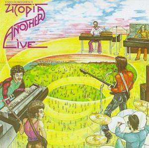 Utopia: Another Live - Cover