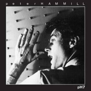 Peter Hammill: pH7 - Cover