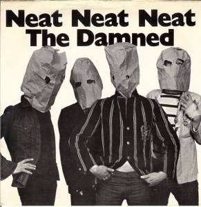 The Damned: Neat Neat Neat - Cover