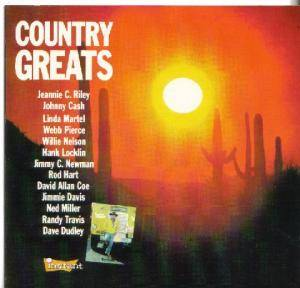 Country Greats - Cover