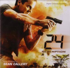 Cover - Sean Callery: 24 Redemption