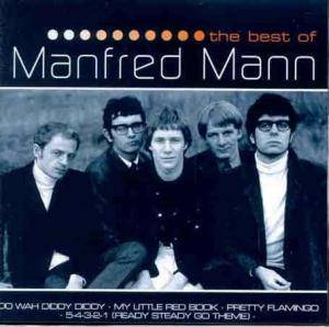 Manfred Mann: Best Of Manfred Mann, The - Cover