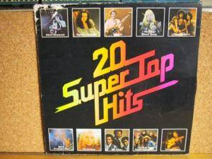 20 Super Top Hits - Cover