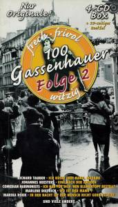 Cover - Dolly Haas: 100 Gassenhauer Folge 2