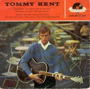 Cover - Tommy Kent: Tommy Kent