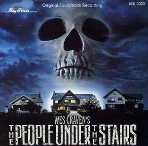 Cover - Graeme Revell: People Under The Stairs, The