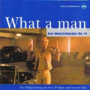 Cover - Nuyorican Soul: Aral MusicCollection No.14: What A Man