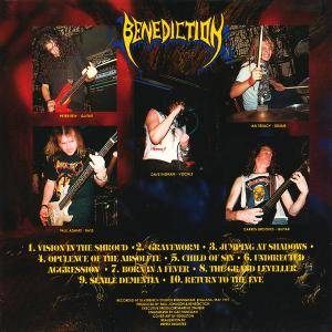 Benediction: The Grand Leveller (CD) - Bild 4