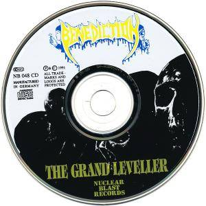 Benediction: The Grand Leveller (CD) - Bild 6