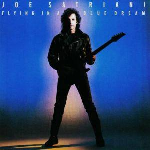 Cover - Joe Satriani: Flying In A Blue Dream