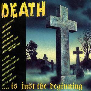 Death ...Is Just The Beginning - Cover
