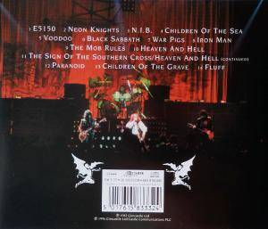 Black Sabbath: Live Evil (CD) - Bild 2