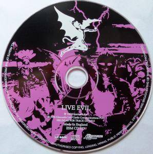 Black Sabbath: Live Evil (CD) - Bild 3