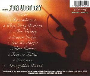 Bolt Thrower: ...For Victory (CD) - Bild 7