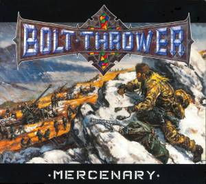 Bolt Thrower: Mercenary (CD) - Bild 1