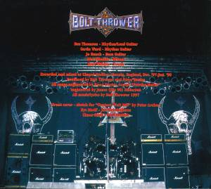 Bolt Thrower: Mercenary (CD) - Bild 5