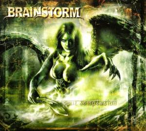 Brainstorm: Soul Temptation - Cover