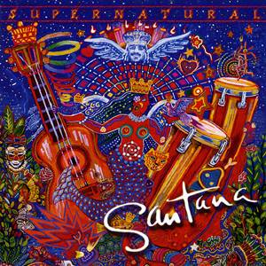 Santana: Supernatural (CD) - Bild 1