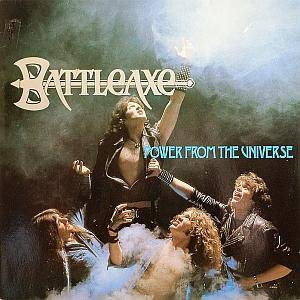 Battleaxe: Power From The Universe (LP) - Bild 1