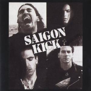 Saigon Kick: Saigon Kick (CD) - Bild 1