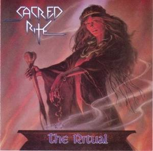 Sacred Rite: Ritual, The - Cover