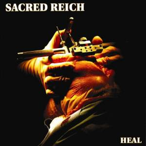 Sacred Reich: Heal - Cover