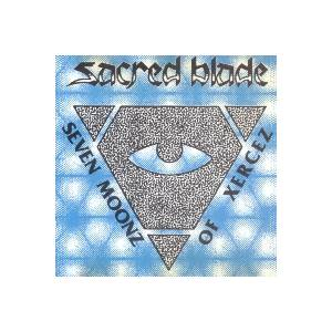 Cover - Sacred Blade: Seven Moonz Of Xercez