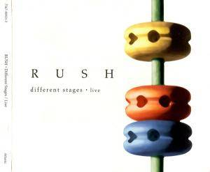Rush: Different Stages - Live (3-CD) - Bild 4