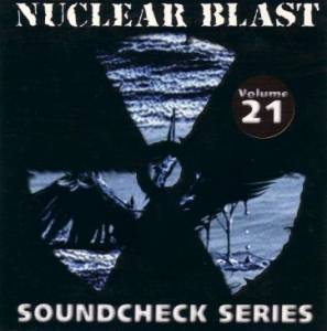 Cover - Soulreaper: Nuclear Blast - Soundcheck Series Volume 21