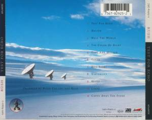 Rush: Test For Echo (CD) - Bild 3