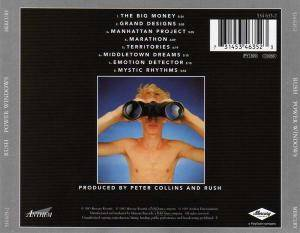 Rush: Power Windows (CD) - Bild 2