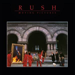 Cover - Rush: Moving Pictures