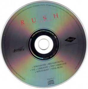 Rush: Moving Pictures (CD) - Bild 3