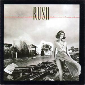 Rush: Permanent Waves - Cover
