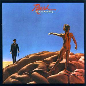 Cover - Rush: Hemispheres
