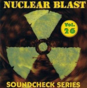 Nuclear Blast - Soundcheck Series Volume 26 - Cover