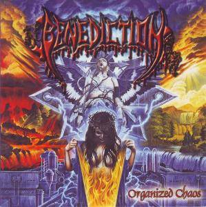 Benediction: Organised Chaos - Cover