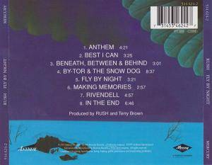 Rush: Fly By Night (CD) - Bild 2