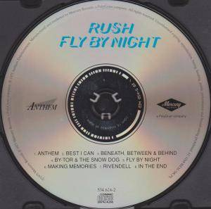 Rush: Fly By Night (CD) - Bild 3