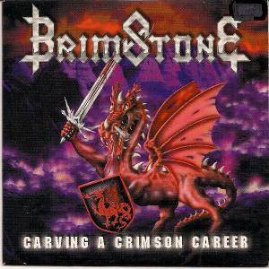 Brimstone: Carving A Crimson Career - Cover