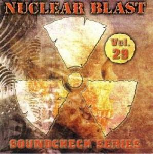 Nuclear Blast - Soundcheck Series Volume 29 - Cover