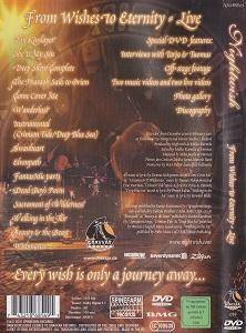 Nightwish: From Wishes To Eternity - Live (DVD) - Bild 2
