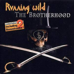 Running Wild: Brotherhood, The - Cover
