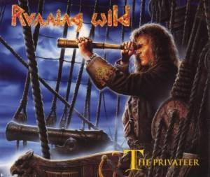 Running Wild: The Privateer (Single-CD) - Bild 1