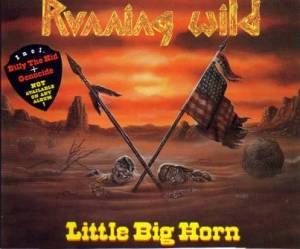 Running Wild: Little Big Horn (Single-CD) - Bild 1